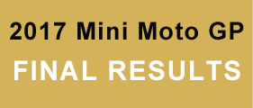 2017 Minimoto GP Results